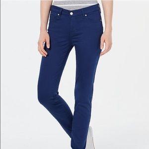 Celebrity Pink Jayden Skinny Dark Blue Jeans
